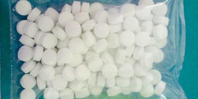 Диоксид хлора в таблетках