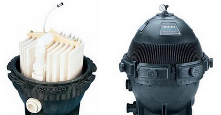 Диатомовый фильтр для бассейна