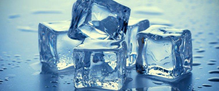 замороженная вода